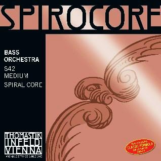 Spirocore Bass String Set Medium Gauge